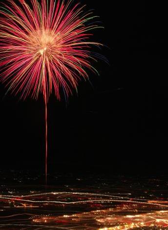 武田の里にらさき 花火大会2019 山梨県の花火大会
