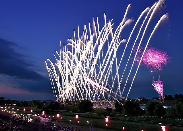いたばし花火大会2020年 関東の花火大会