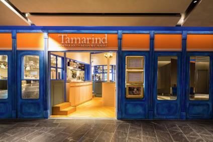 Tamarind(タマリンド)銀座シックスのおすすめレストラン