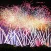 【笛吹市夏祭り 石和温泉花火大会2018】口コミ・混雑・みどころ・人気・評価