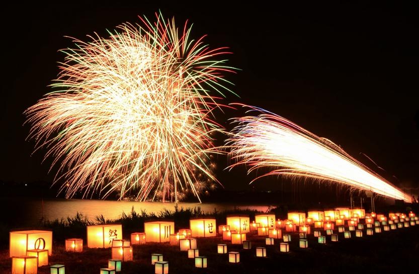 千代田の祭 川せがき2018
