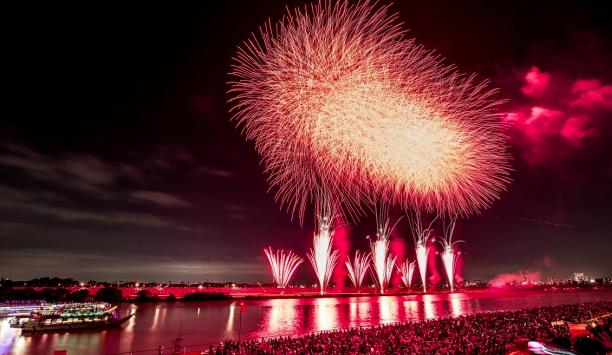 市川市民納涼花火大会2020 関東の花火大会