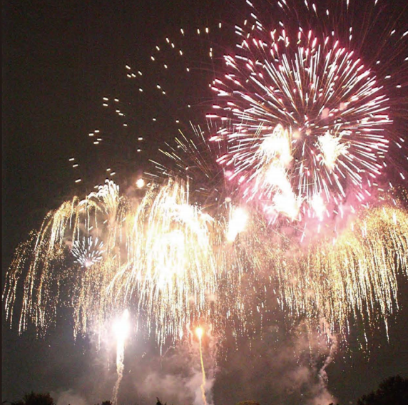 朝霞市民まつり「彩夏祭」2019 埼玉県の花火大会