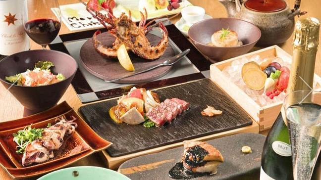 TEPPANYAKI 10 GINZA 銀座シックスおすすめディナー