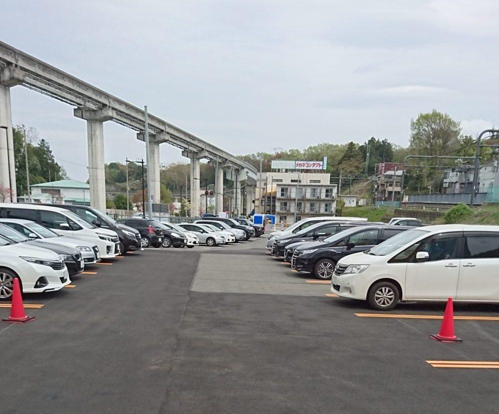 駐車場 京王あそびの森HUGHUG(ハグハグ)