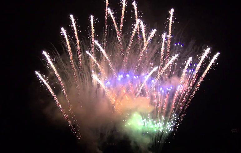 忍野八海祭り2020 山梨県の花火大会
