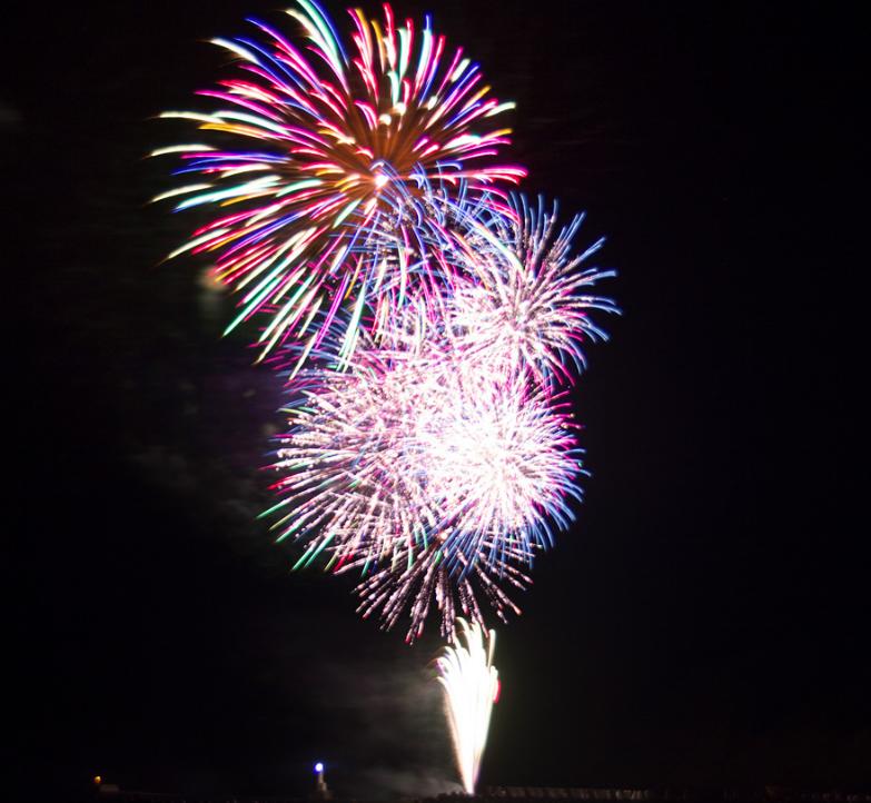 八丈島納涼花火大会 2020 東京都内の花火大会