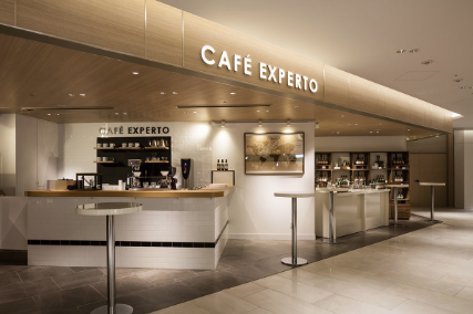 CAFÉ EXPERTO(カフェ エクスペルト)銀座シックス ランチ&ディナー