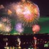 【浜名湖かんざんじ温泉灯篭流し花火大会2020】口コミ・混雑・みどころ・人気・評価