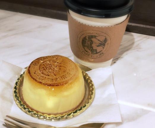 チーズケーキ カフェ・ユーロップ 銀座シックス