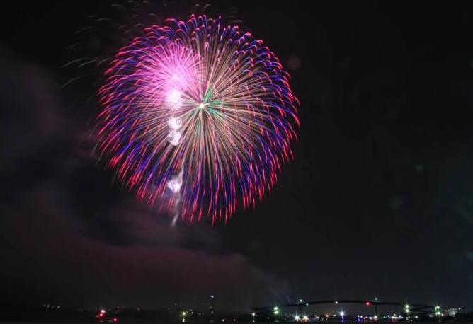 木更津港まつり花火大会2018