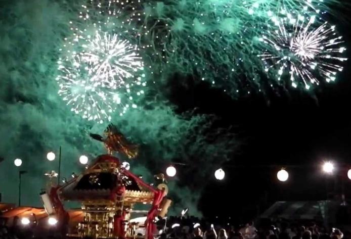 旭市いいおかYOU・遊フェスティバル海浜花火大会 2020 関東の花火大会
