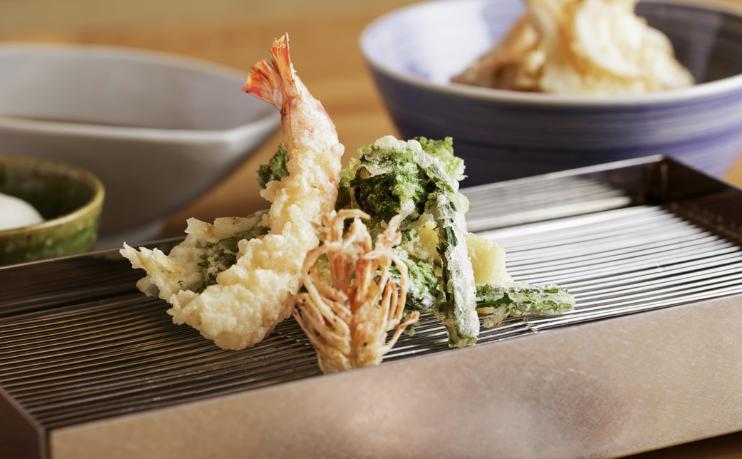天ぷら山の上 GINZA SIX おすすめレストラン