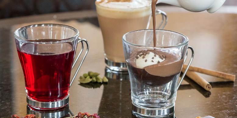 ザ・リッツ・カールトン カフェ&デリのフード&ドリンクメニュー