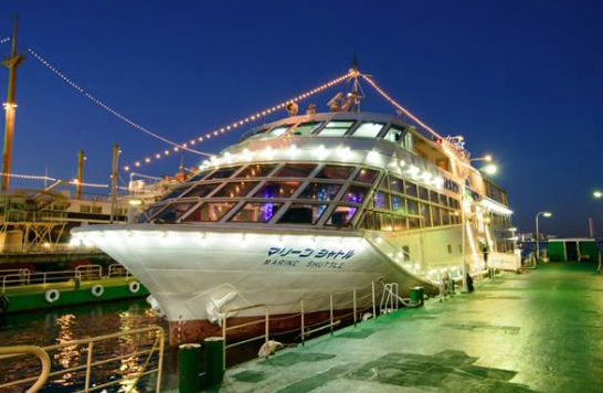 マリーンシャトルサマーナイトクルーズ みなと横浜ゆかた祭り