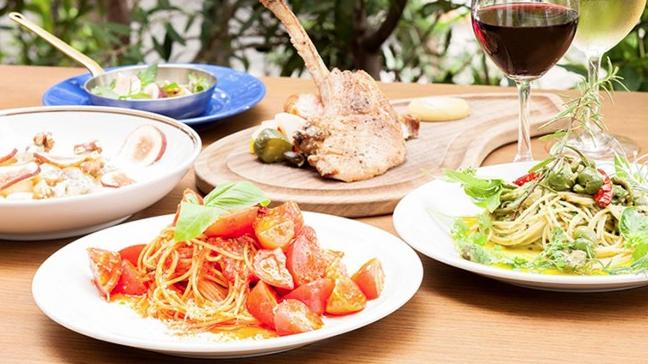 KNOCK 東京ミッドタウン店のディナーメニュー