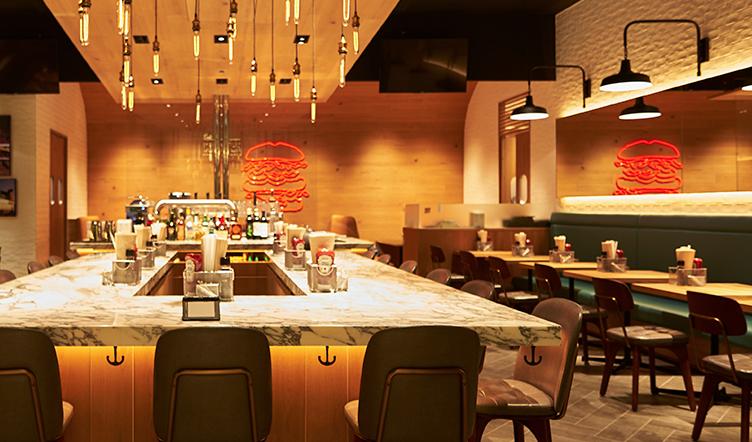 THE COUNTER 六本木 東京ミッドタウンレストラン&ランチ