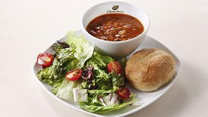 グリーンサラダプレート スープ アンド デリ東京ミッドタウン