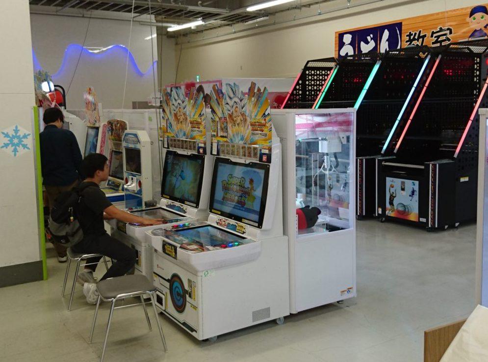 ゲームコーナー|東京あそびマーレ
