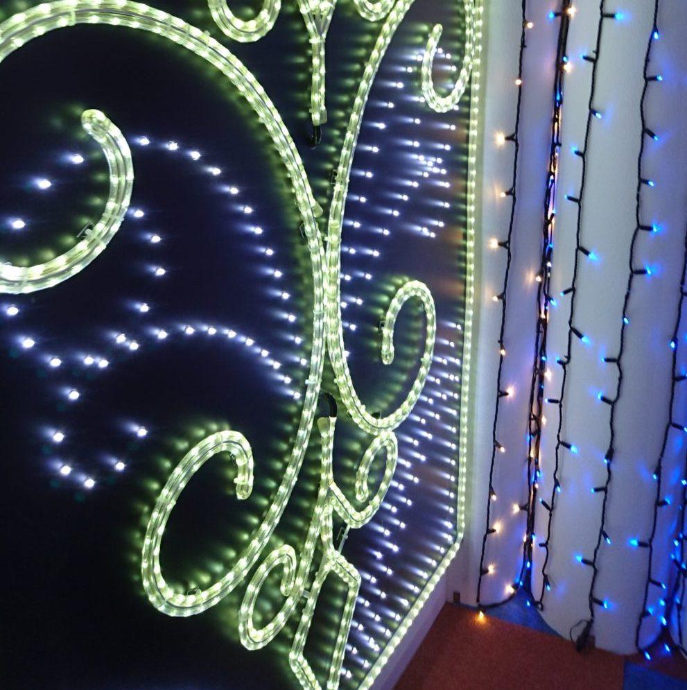 光の迷宮|東京あそびマーレ 室内遊園地