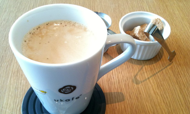 ukafe(ウカフェ)のドリンクメニュー