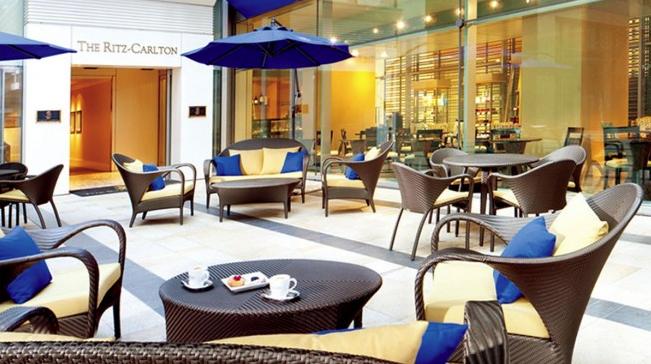 The Ritz-Carlton Café & Deli(ザ・リッツ・カールトン カフェ&デリ)