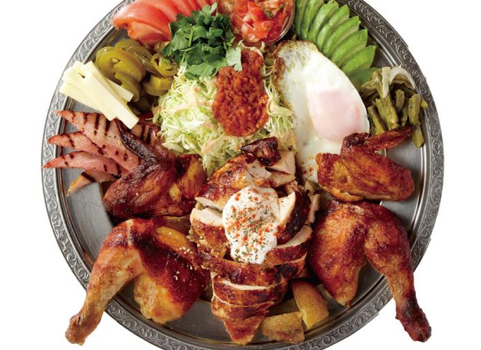 墨国回転鶏料理 渋谷ストリーム レストラン&ランチ