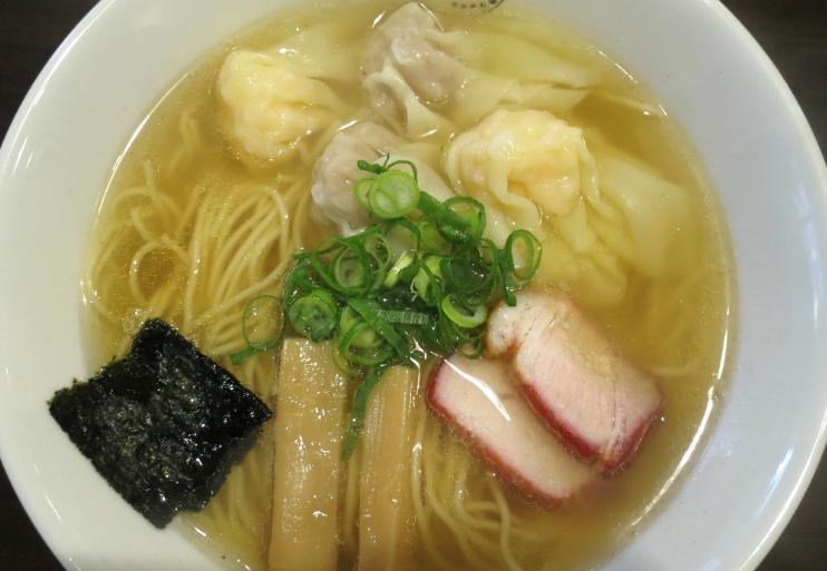 特製ワンタン麺 八雲 関東 ラーメン ランキング