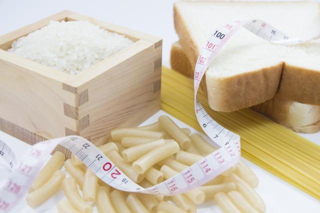 控えるべき食材|糖質制限ダイエット