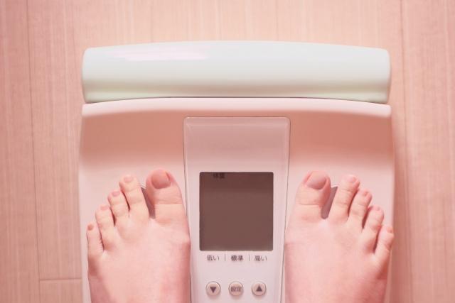 糖質制限ダイエット 体重