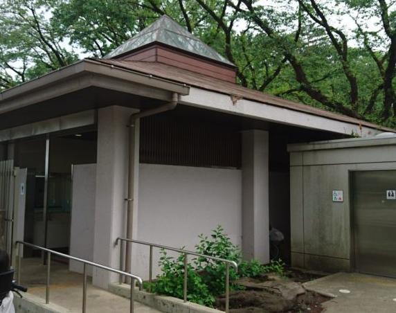 トイレ 富士森公園|八王子市おすすめ公園ランキング