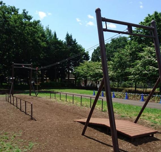 アスレチック 小宮公園|八王子市おすすめ公園ランキング