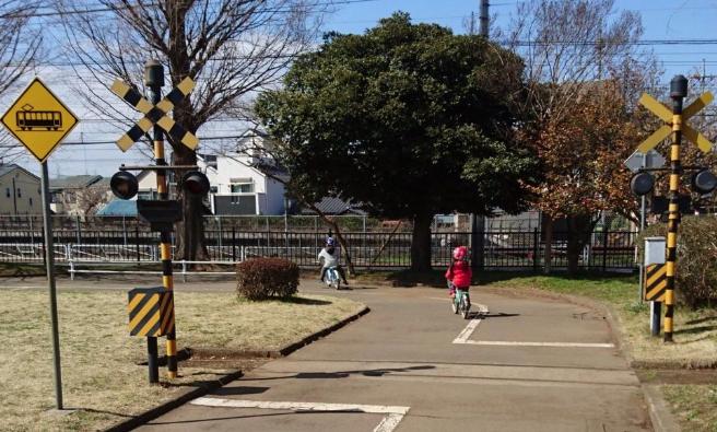 東浅川交通公園|八王子市おすすめ公園ランキング