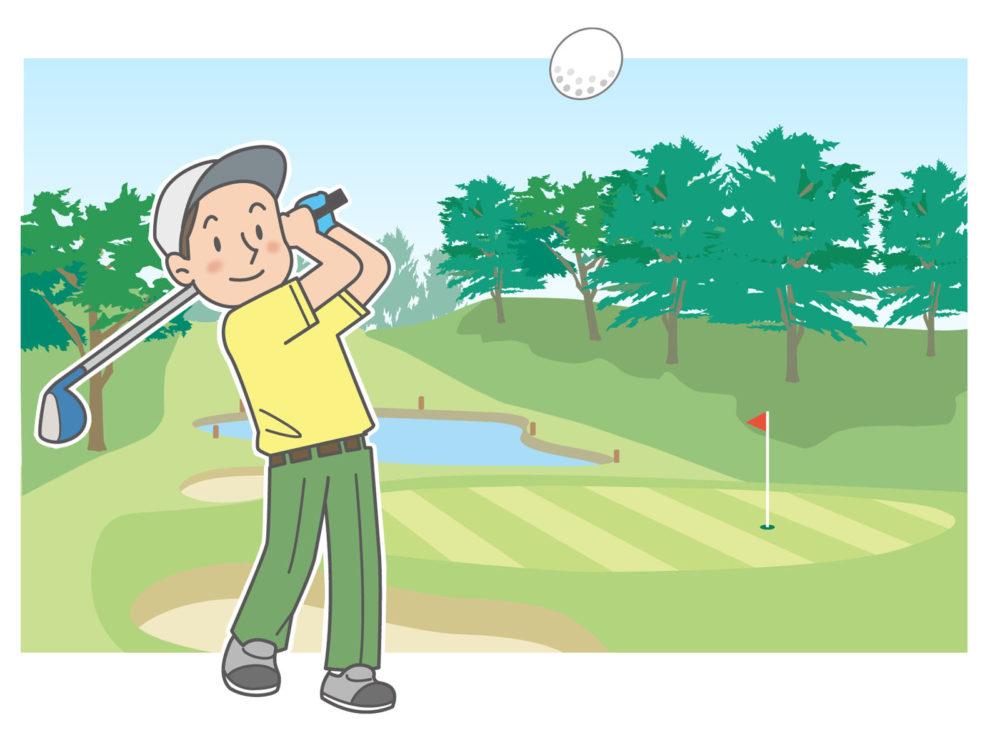 ゴルフの新ルール 2019年