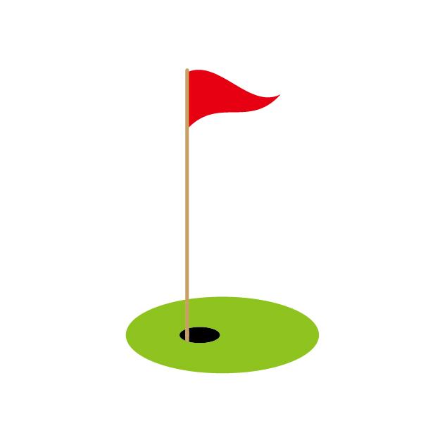 旗竿|ゴルフの新ルール
