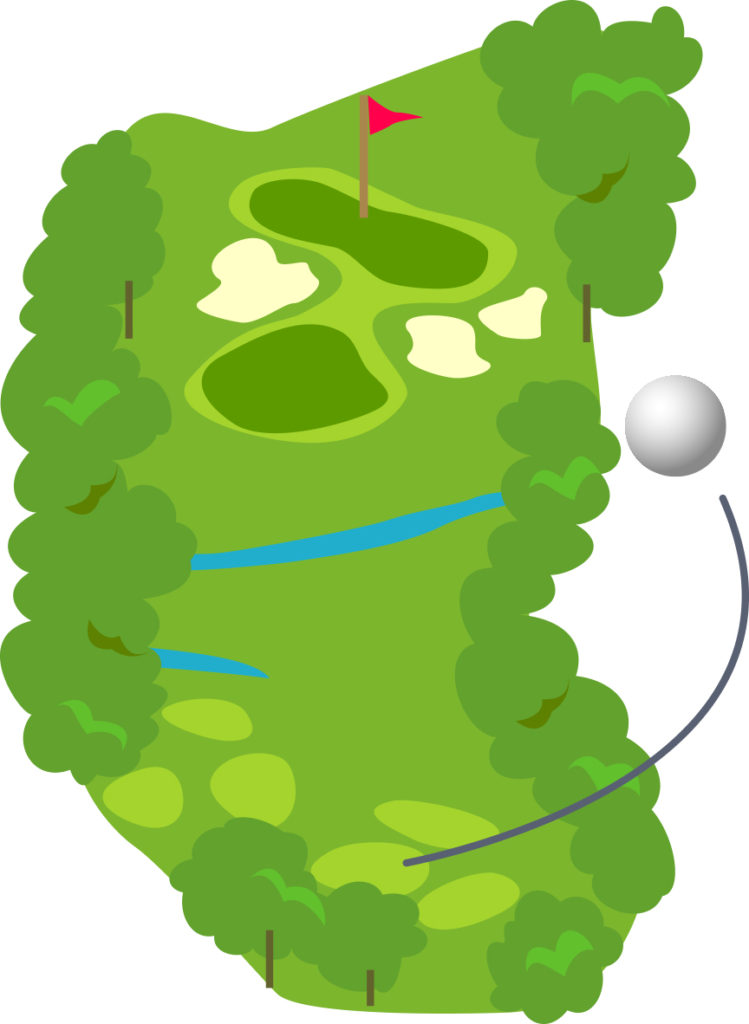 コース名称変更|ゴルフの新ルール