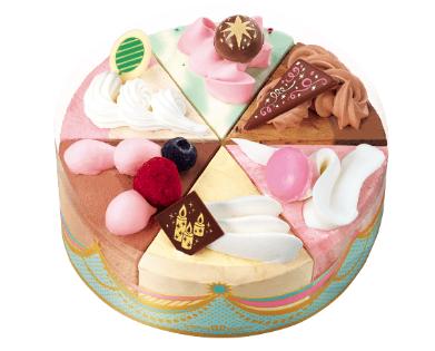 サーティワン アイスクリームケーキ