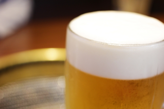 生ビール 痛風予防にアンセリン
