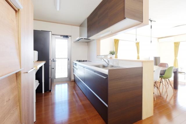 対面式キッチン 人気の間取り フリーランス(自営業)家を買う