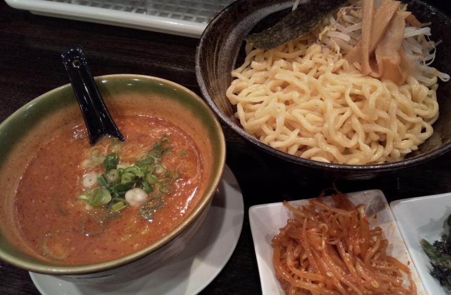 辛味噌つけ麺|麺屋 悟空