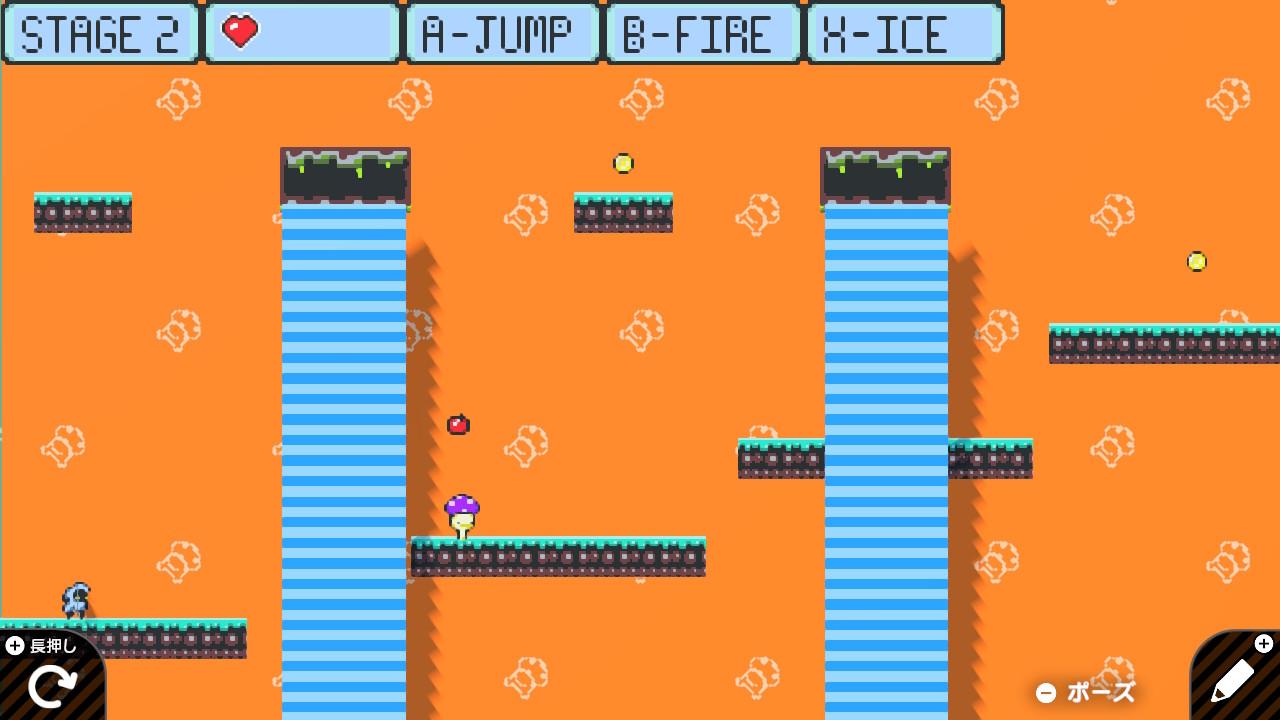 謎解き レトロ2Dアクションゲーム おすすめ Switchプログラミングゲーム