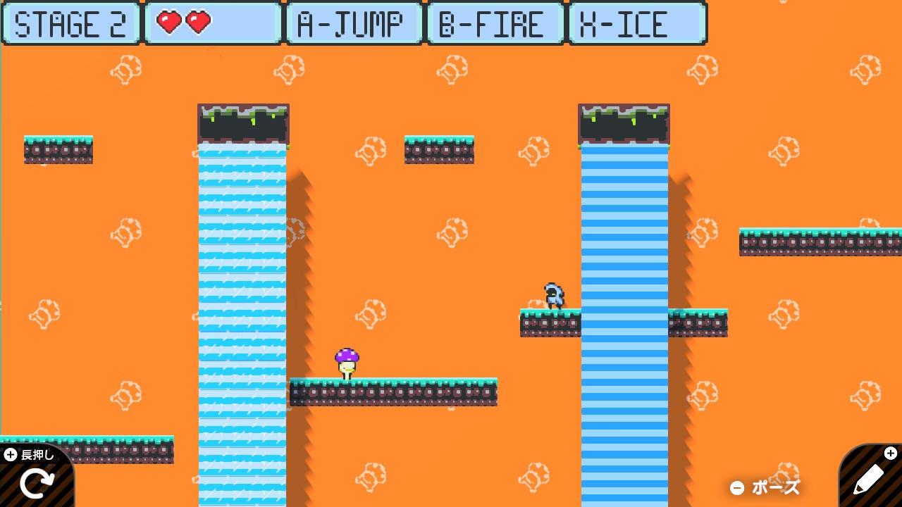レトロ2Dアクションゲーム おすすめ Switchプログラミングゲーム