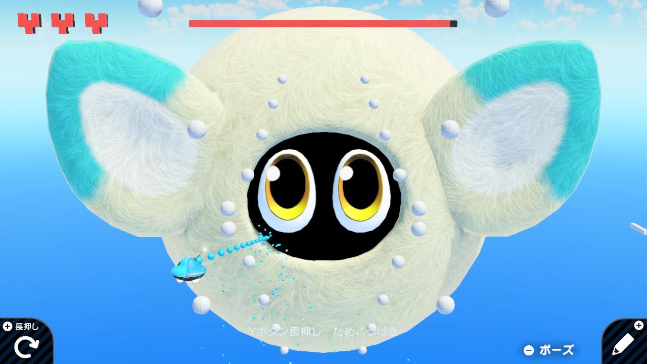 かわいいシューティングゲーム 公開ID集 おすすめ Switchプログラミングゲーム