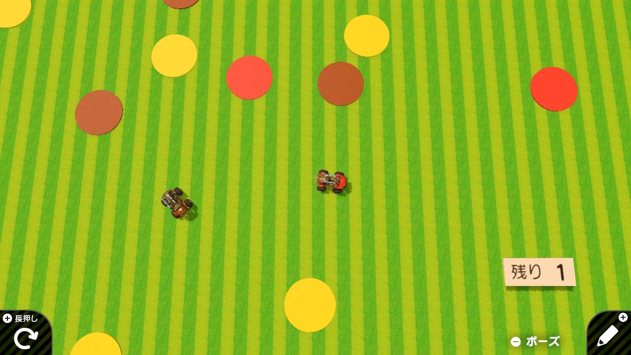 面白いアイデアのレースゲーム 公開ID集 おすすめ Switchプログラミングゲーム