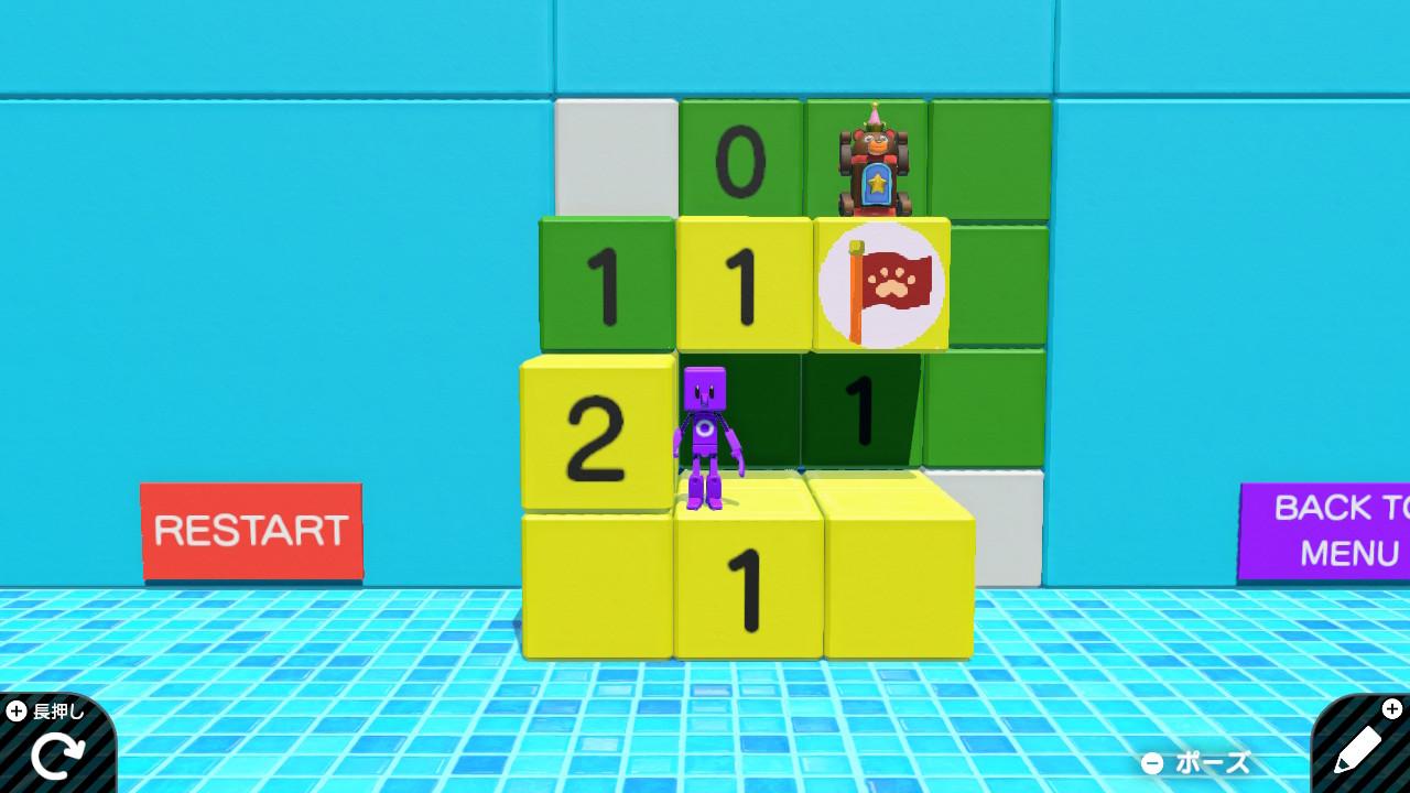 本格パズルゲーム 公開ID集 おすすめ Switchプログラミングゲーム