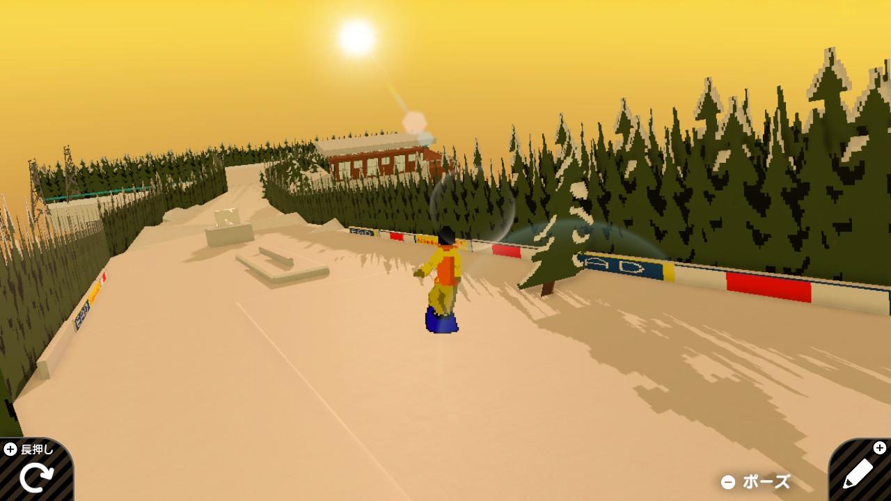 スノーボード スポーツゲーム 公開ID集 おすすめ Switchプログラミングゲーム